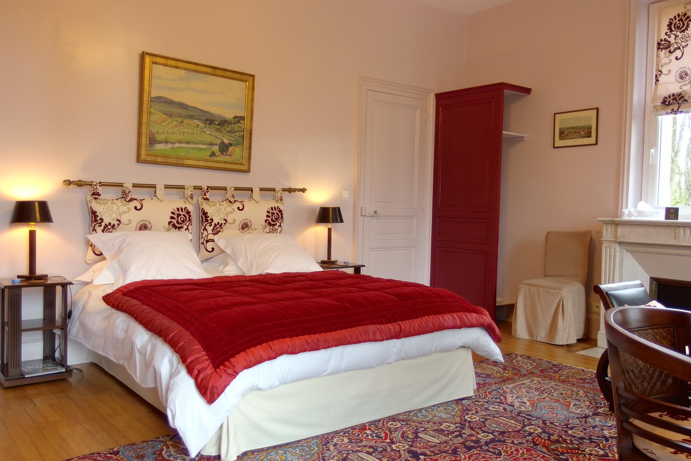 Chambres de charme d\'hote et raffinement description des chambres